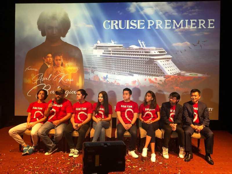 Gala Premiere Film 'Asal Kau Bahagia' Akan Berlangsung di Kapal Pesiar