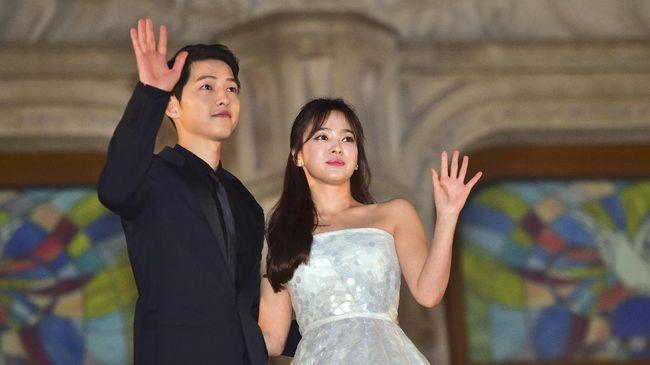 Perjalanan Asmara Song Hye Kyo & Song Joong Ki Hingga Berujung Perceraian