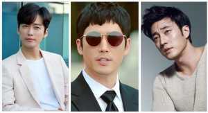 Sudah Umur 40 Tahun, Deretan <i>Ahjussi</i> Aktor Drama Korea Ini Tetap Tampan