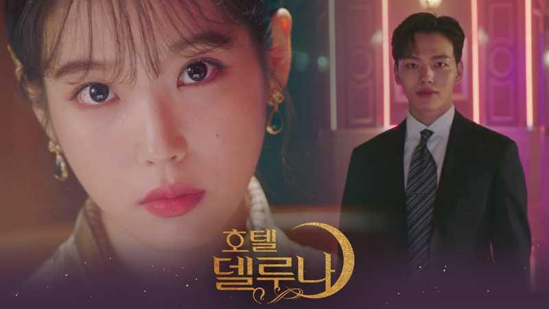 'Hotel Del Luna', Drama Korea Baru Berbau Horor