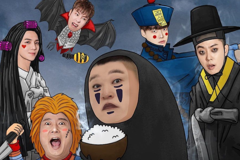 6 Fakta Seru Para Pemain 'New Journey to The West', <i>Variety Show</i> Korea yang Kocak Banget