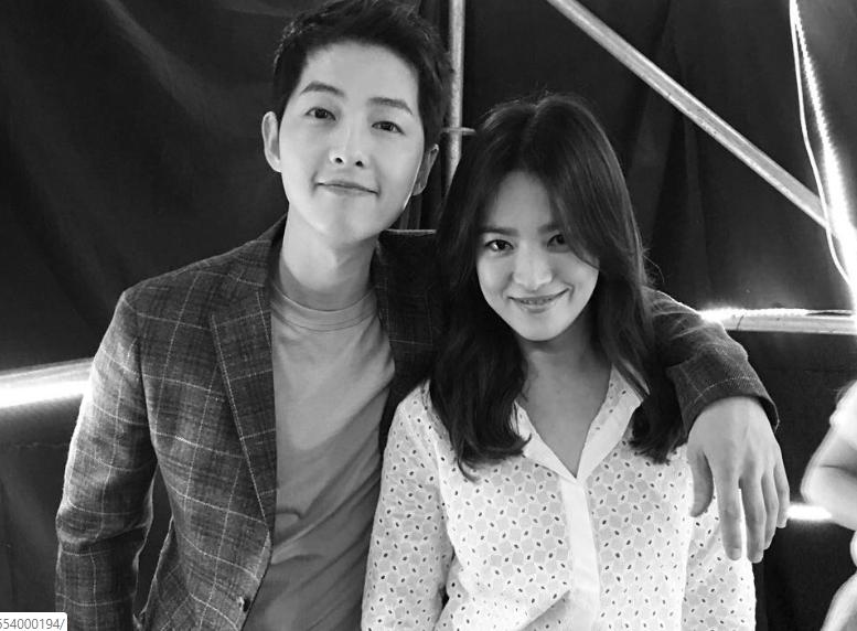 5 Kabar Angin Penyebab Song Hye Kyo dan Song Joong Ki Cerai