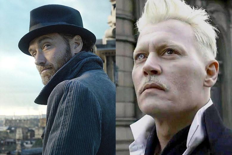 Dumbledore Gay dan Punya Hubungan dengan Grindelwald