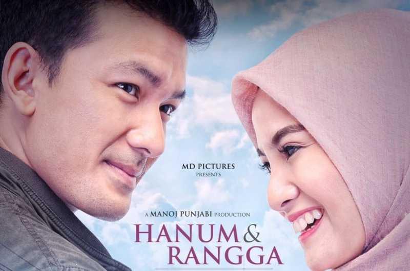 Film 'Hanum & Rangga' Tayang 15 November, Nih 5 Fakta Menariknya