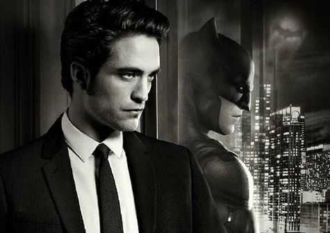 Robert Pattinson Resmi Perankan Batman