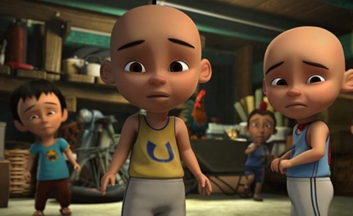 Ini Bocoran Cerita Film 'Upin Ipin: Keris Siamang Tunggal'