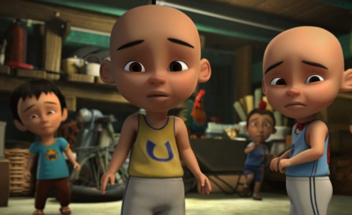 Tiket 'Upin Ipin: Keris Siamang Tunggal' Sampai <i>Sold Out</i>