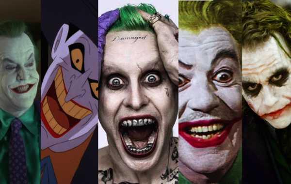 Joker dari Masa ke Masa