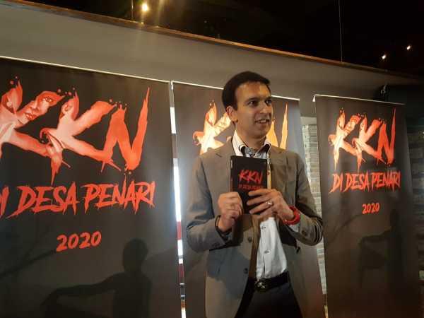 Penulis 'KKN di Desa Penari' Sudah Kontrak 9 Buku dengan MD Pictures