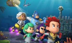 Film Animasi 'Kiko In The Deep Sea' Tayang 4 Juli