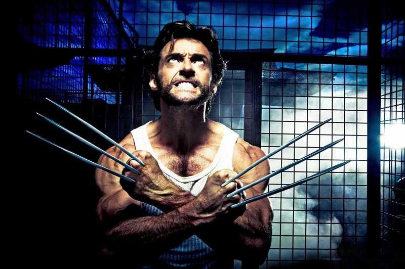 Hugh Jackman Posting Foto Luka di Instagram, Wolverine Kembali?