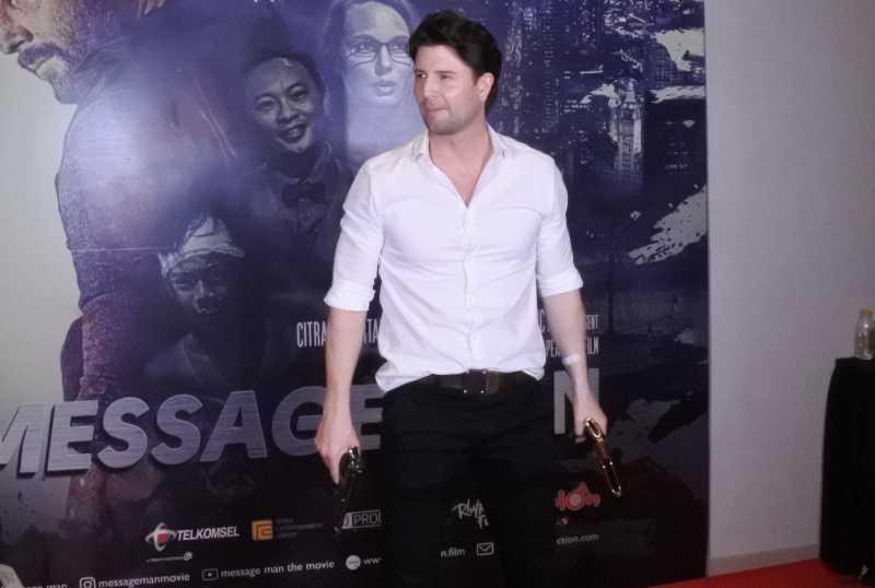 Gala Premiere Film 'Message Man' Hadirkan Pistol hingga Sniper