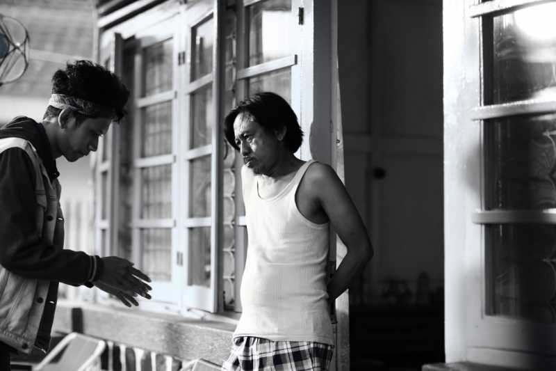 Epy Kusnandar Kembali Jadi Kang Mus di Film 'Preman Pensiun'