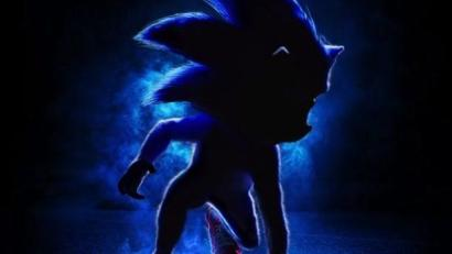 Teaser Poster Film Sonic The Hedgehog Dikritik