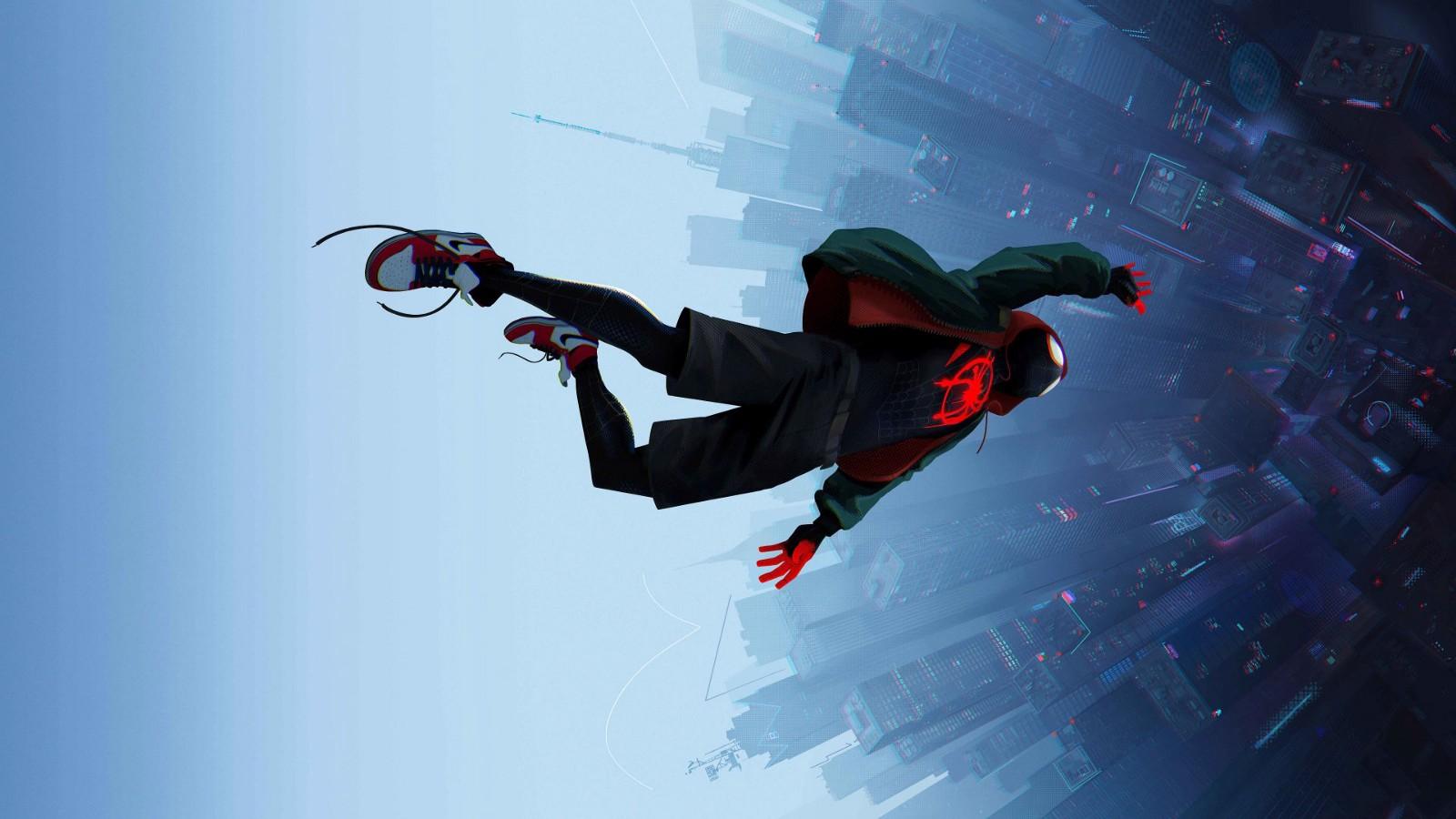 'Spider-Man: Into the Spider-Verse' Taklukan Piala Oscar
