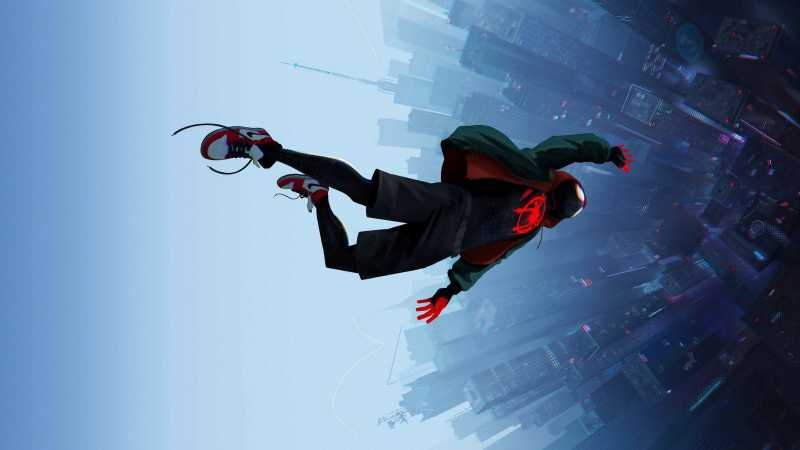 'Spider-Man: Into the Spider-Verse' Taklukan Piala Oscar
