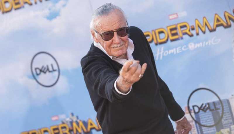 Ucapan Duka Cita Pahlawan Marvel untuk Stan Lee