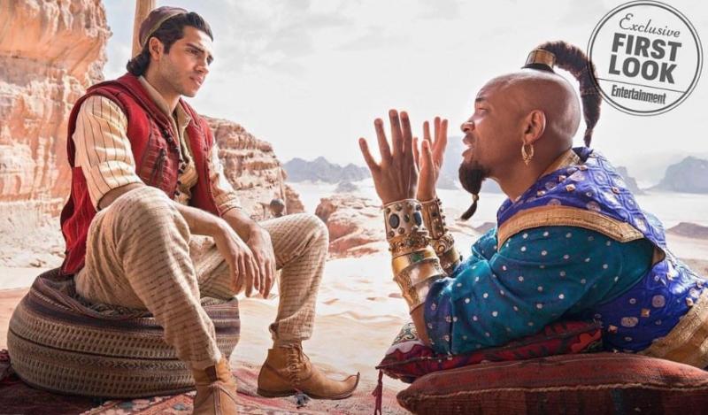 Full Trailer Aladdin Rilis, Makin Minat Nonton <i>Gak?</i>