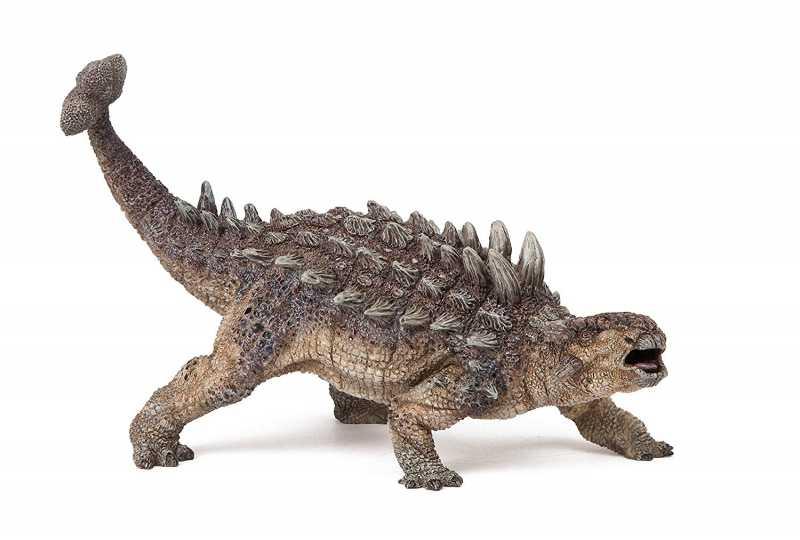 5 Hal Seru Tentang Ankylosaurus, Dinosaurus yang 'Dibeli' Indonesia di Film Jurassic Terbaru
