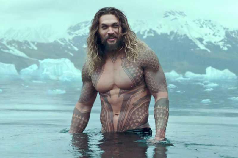DC dan Warner Bros Tampilkan Trailer 5 Menit Aquaman