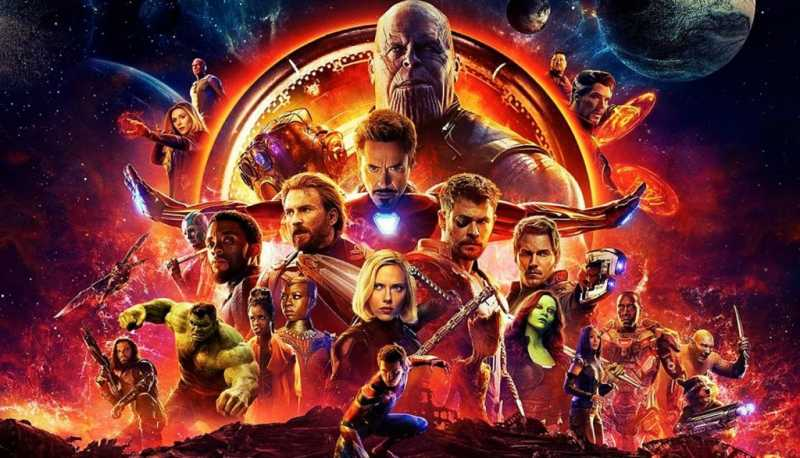 Mau Nonton Ulang Film Seri Marvel Sebelum 'Infinity War'? Nih, Panduannya