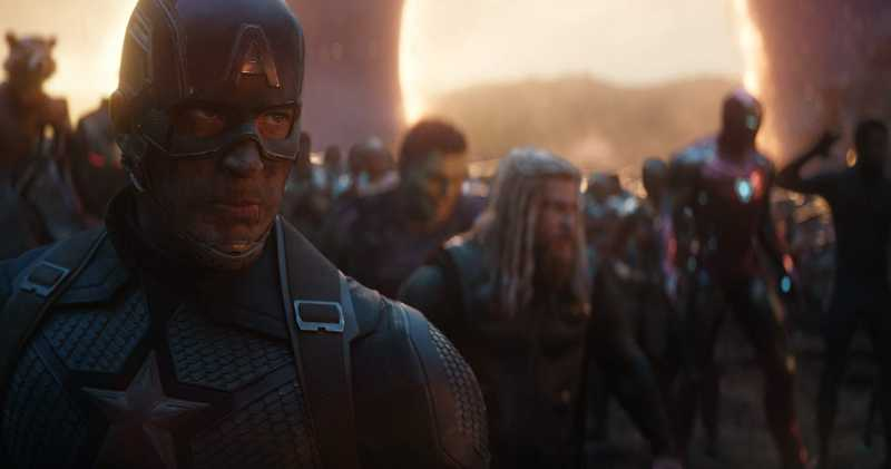 Indonesia Kebagian Tayangan Ulang 'Avengers: Endgame' Gak, ya?