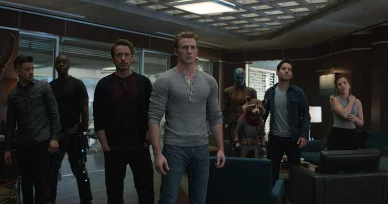 Momen Langka Syuting Avengers: Endgame 'Bocor' di Instagram