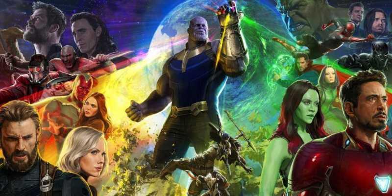 Trailer Baru Avengers: Inifinity War, Senjata Baru 'Captain America' Terungkap