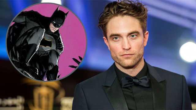 Robert Pattinson jadi Pemeran Batman Baru?