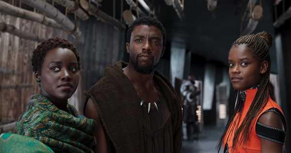 Hulk, Captain America, hingga Deadpool Heboh di Medsos tentang 'Black Panther'