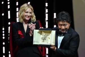 Para Pemenang Festival Film Cannes, dari Sutradara Kulit Hitam hingga Asal Jepang