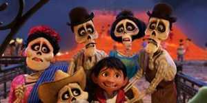 'Coco' Raih Film Animasi Terbaik Golden Globe Award