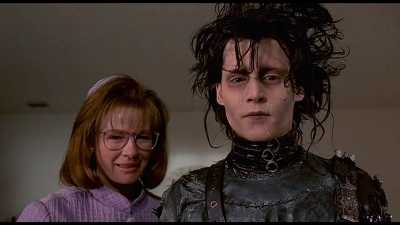 Throwback Movie: 5 Fakta Menarik tentang Edward Scissorhands