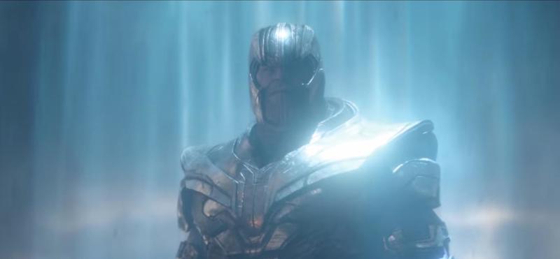 Akhirnya Ada Thanos di Cuplikan Baru 'Avengers: Endgame'
