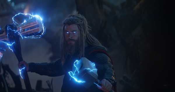 Cerita Transformasi Chris Hemsworth Jadi Thor Buncit di 'Avengers: Endgame'