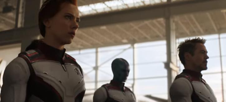 Beberapa Penjelasan Soal Kostum Baru di Avengers: Endgame
