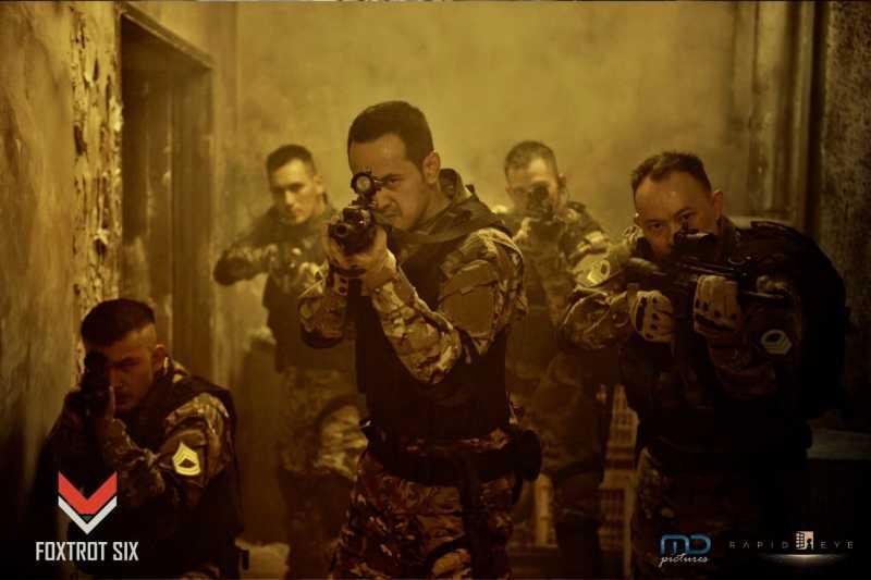 <i>Trailer</i> 'Foxtrot Six' Dirilis, <i>Action</i> Indonesia Rasa Hollywood?