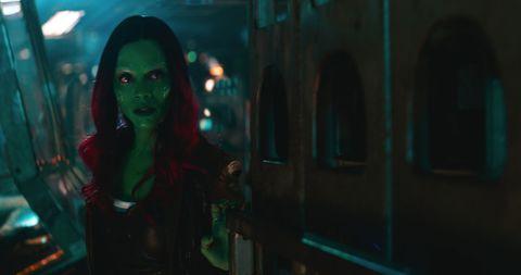 Akhirnya Terungkap Nasib Gamora Usai Avengers Kalahkan Thanos