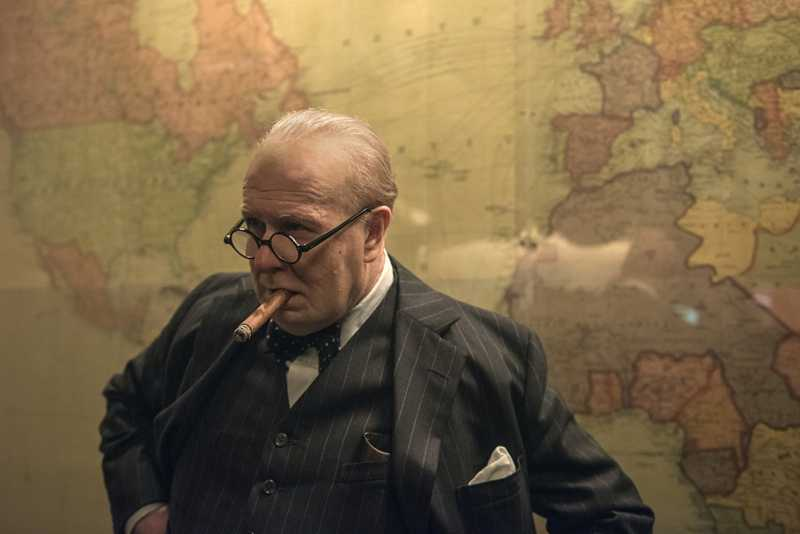 Sesuai Prediksi, del Toro, Gary Oldman dan Frances McDormand Bawa Pulang Oscar