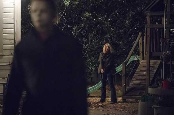 Review: Meski Nihil Kejutan, 'Halloween' Tetap Sajikan Pertumpahan Darah Segar