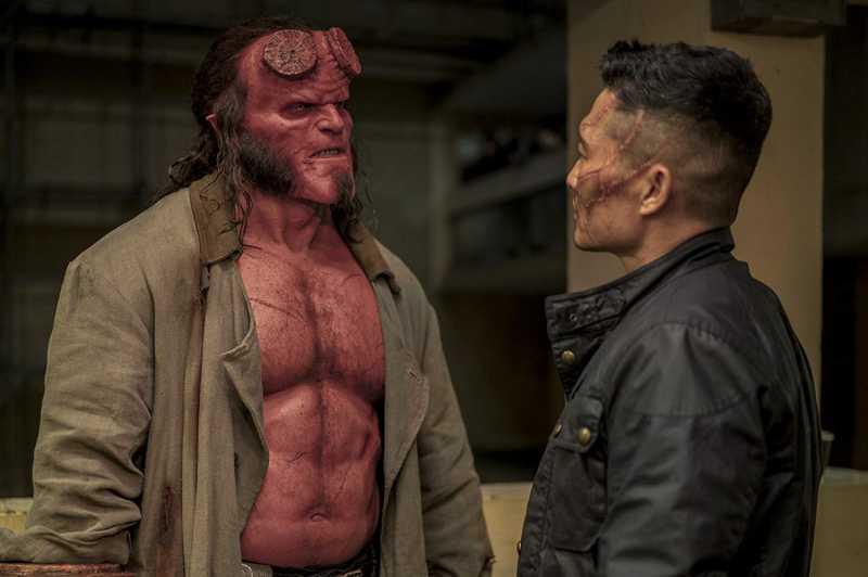 Film 'Hellboy' Banyak Disensor, Netizen <i>Auto Kesal</i>