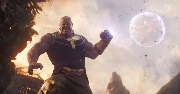 Coba <i>Googling</i> 'Thanos', Hasilnya Ngeri <i>deh</i>...