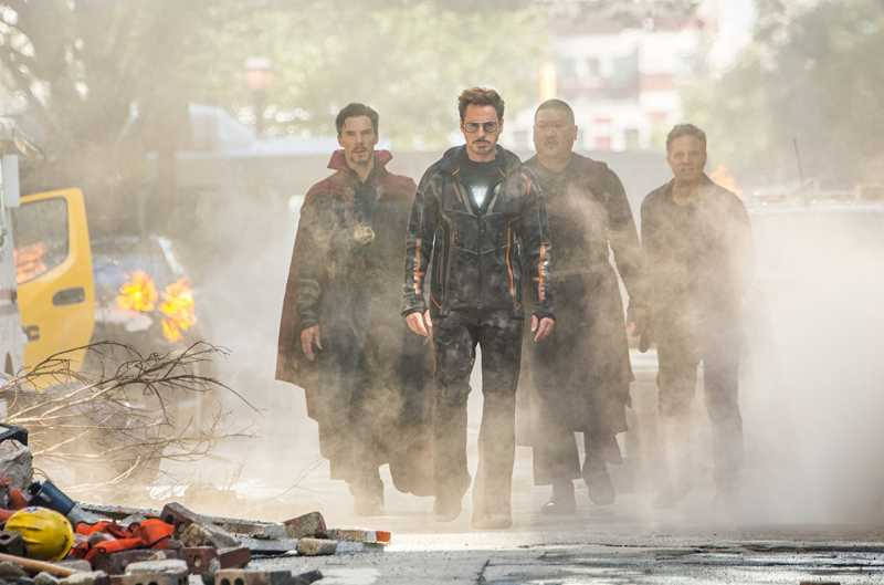 Sutradara 'Infinity War' Beberkan Durasi Film Avengers 4