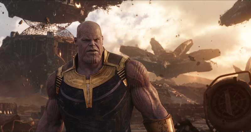 Nggak Cuma Thanos, ini <i>Villain</i> Lain yang 'Serba Ungu'