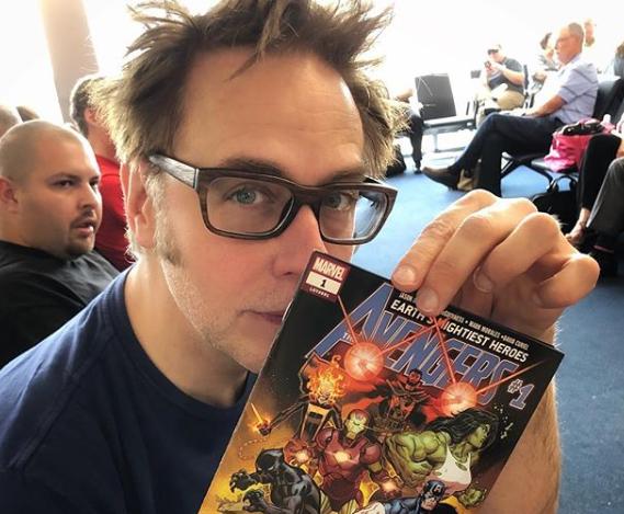 Balik ke Marvel, James Gunn Tetap Sutradarai 'Suicide Squad 2'