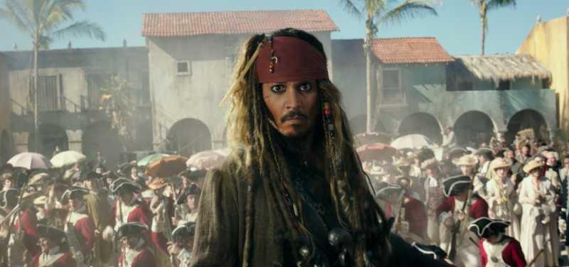 10 Karakter Unik yang Pernah Diperankan Johnny Depp, Favoritmu yang Mana?