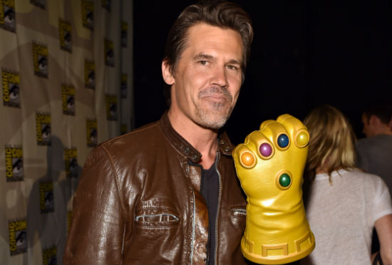 7 Film Seru Josh Brolin, Sang Thanos yang Menginjak Usia 51 Tahun