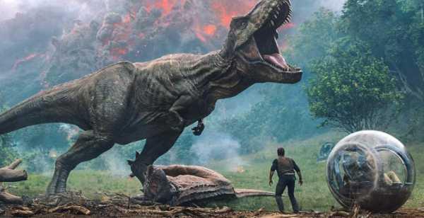 Sekuel Belum Tayang, Universal Umumkan Tanggal Rilis 'Jurassic World 3'