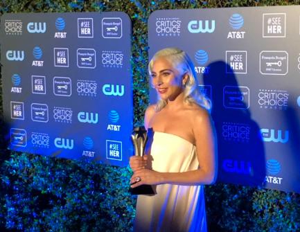 Akting Lady Gaga Terbukti Makin Keren