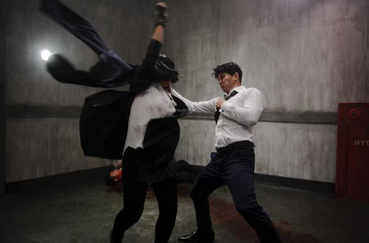 The Night Comes For Us Film Seni Bela Diri Paling Brutal di Netflix